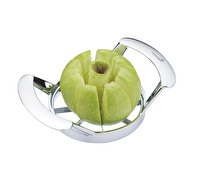 MasterClass Deluxe Stainless Steel Apple Corer and Wedger