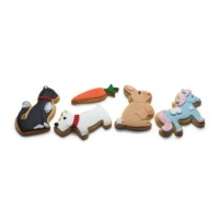KitchenCraft 9cm Cat Shaped Cookie Cutter