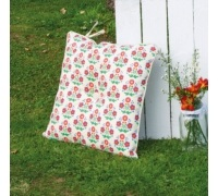 Coolmovers Romany Summer Cotton Padded Seat Cushion