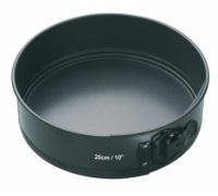 MasterClass Non-Stick 25cm Loose Base Spring Form Cake Pan