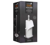 Master Class Stainless Steel Paper Towel Holder