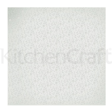 Sweetly Does It Silicone Celebration Pattern Embossing Mat