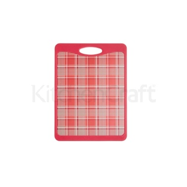 KitchenCraft Scottie Dog Cut & Serve Reversible Board