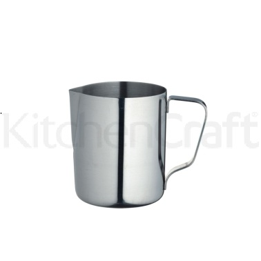 KitchenCraft Stainless Steel 350ml Jug