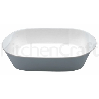 KitchenCraft Large White Porcelain Serving Dish