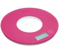 Colourworks Pink Electronic Kitchen Scales