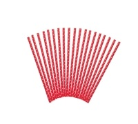 Sweetly Does It Pack of 24 Paper Straws