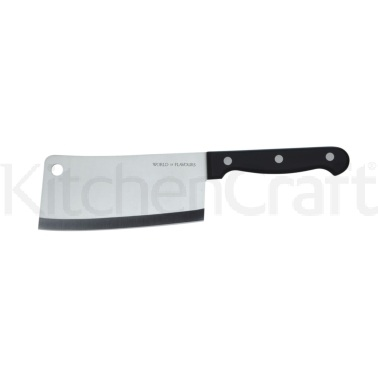 KitchenCraft World of Flavours Oriental 15cm Cleaver