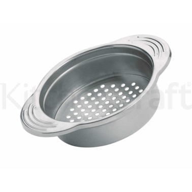 KitchenCraft Stainless Steel Food Can Strainer / Sieve