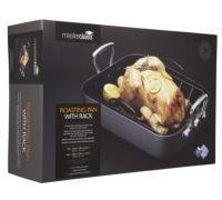 Master Class Non-Stick Roasting Pan with Handles