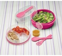 Coolmovers Pink Salad Box