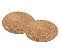 MasterClass Set of 2 Bamboo Rattan Placemats