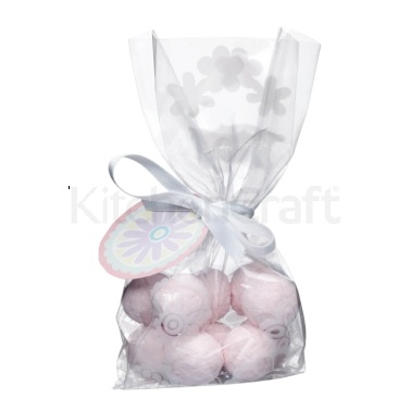 Sweetly Does It Patterned Treat Bag Kit