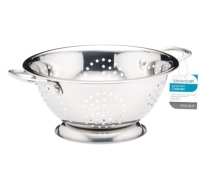 KitchenCraft Stainless Steel 24cm Colander