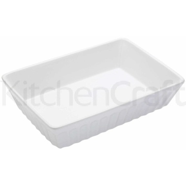 KitchenCraft World of Flavours Italian Medium Lasagne / Baking Dish