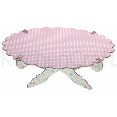 Sweetly Does It Fold Up Card Cake Stand