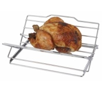 Kitchen Craft Chrome Plated Adjustable Roasting Rack