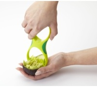 KitchenCraft Avocado Scoop and Slicer