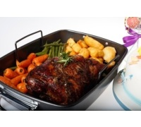 Master Class Non-Stick Roasting Pan with Rack
