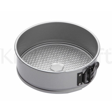 Kitchen Craft Non-Stick 20cm Loose Base Spring Form Cake Pan