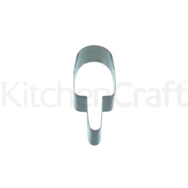 KitchenCraft 9cm Lollipop Shaped Cookie Cutter