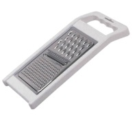 KitchenCraft Stainless Steel 29cm Three Way Flat Grater