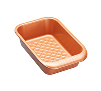 MasterClass Smart Ceramic Heavy-Duty Stackable 2lb Bread Tin