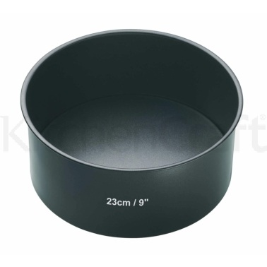 Master Class Non-Stick 23cm Loose Base Deep Cake Pan