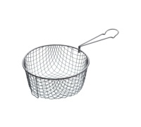 Kitchen Craft Frying Basket For 20cm (8