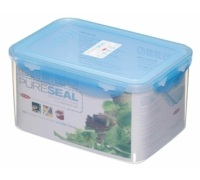 KitchenCraft Pure Seal Rectangular 4.6 Litres Storage Container