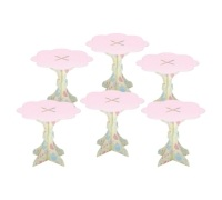 Sweetly Does It Pack of 6 Individual Cupcake Stands