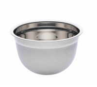 KitchenCraft Deluxe Stainless Steel 18cm Bowl