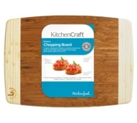 Kitchen Craft Medium Bamboo Chopping Board