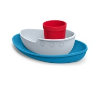 Fred Tug Bowl Children's Dinner Set