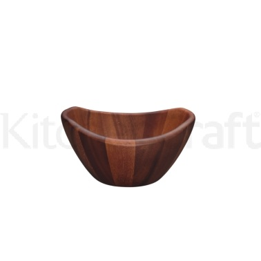 Master Class Appetiser Medium Acacia Wood Bowl