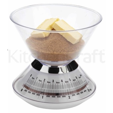 Balance plate-forme mécanique Add 'N' Weigh 3kg
