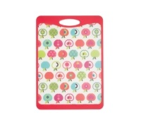 Kitchen Craft Medium An Apple A Day Design Cut & Serve Reversible Board