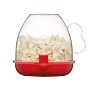 KitchenCraft Microwave 1.1 Litre Popcorn Maker
