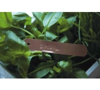 Home Made Pack of 10 Copper Gift and Herb Markers