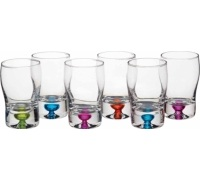 BarCraft Set of 6 Shot Glasses