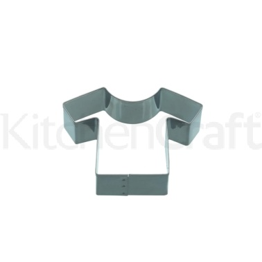 KitchenCraft 8.5cm T-Shirt Shaped Cookie Cutter
