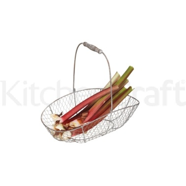Kitchen Craft Wire Oval Trug
