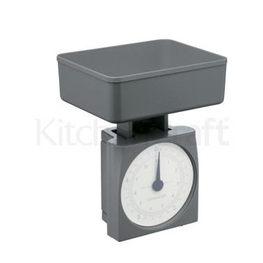 KitchenCraft Mechanical Heavy Duty 5kg / 11lbs Scales