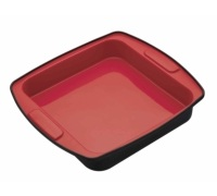 MasterClass Smart Silicone Square Flexible Bake Pan