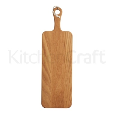 Master Class Gourmet Prep & Serve Long Oak Paddle Board