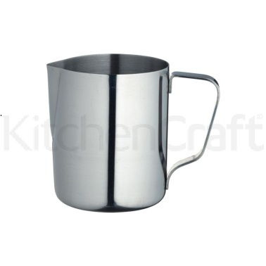 KitchenCraft Stainless Steel 850mlJug