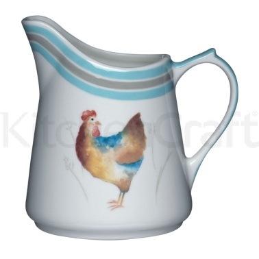 Hen House Ceramic 430ml Milk Jug