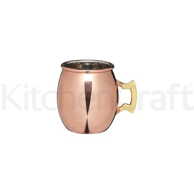 Artesà Copper Finish Mini Serving Mug