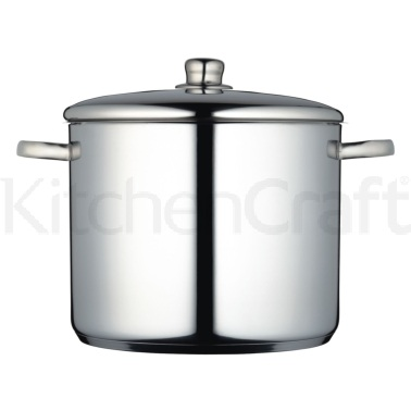 Master Class Stainless Steel 14 Litre Stockpot