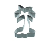 Kitchen Craft 11.5cm Palm Tree Shaped Cookie Cutter